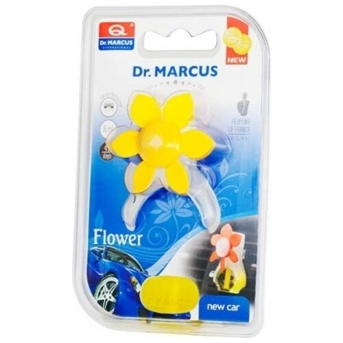 Dr. Marcus Flower New Car (120 шт.)